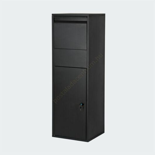 Csomag-box fekete - S, L méretű csomagokhoz