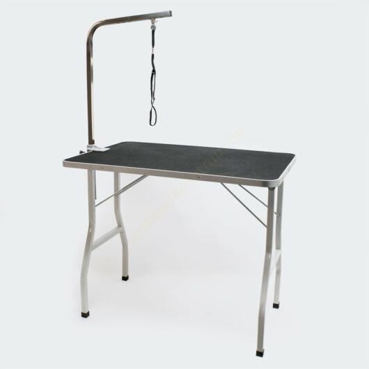 Nyíró asztal, ápoló asztal - állatok számára - összecsukható