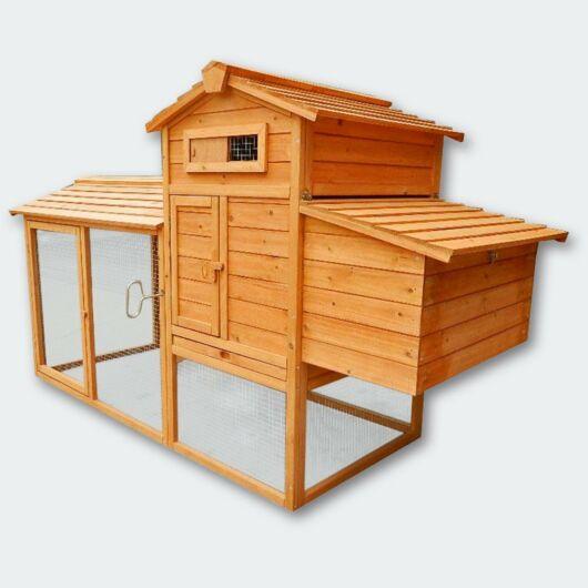 Rágcsáló ház - nyúl, tyúk, kisállat fészkelő ház