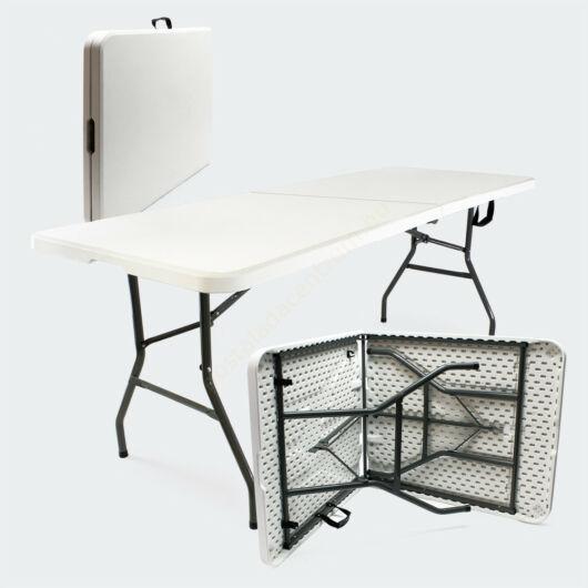 Kerti camping asztal - összecsukható