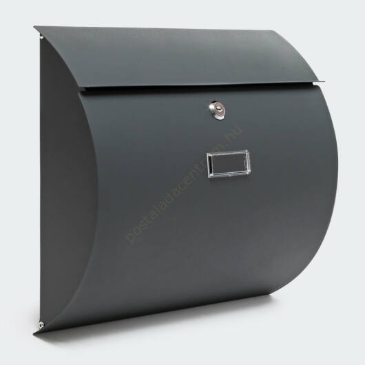 Design postaláda - V17 - antracit szürke