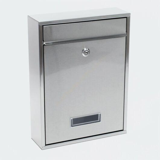 Premium Postbox postaláda V1 - INOX - fém