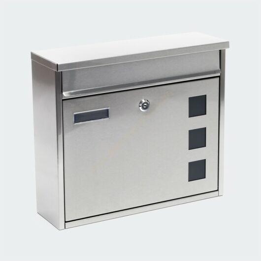 Mailbox Design postaláda V12 - INOX
