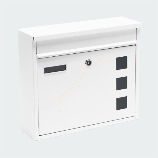 Mailbox Design postaláda V12 - fehér