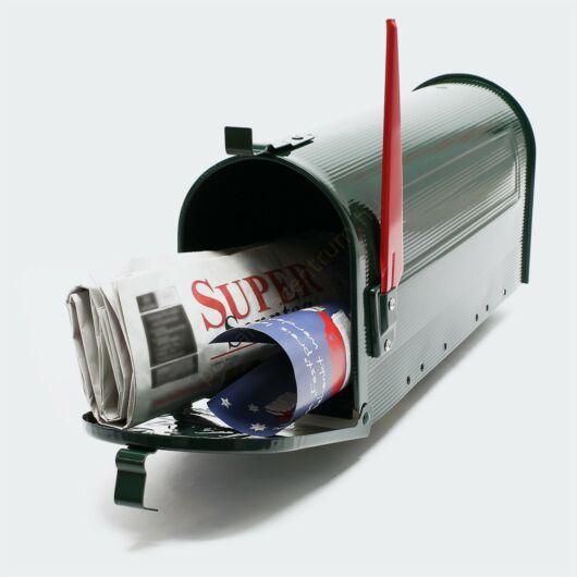 US Mailbox Design postaláda - zöld