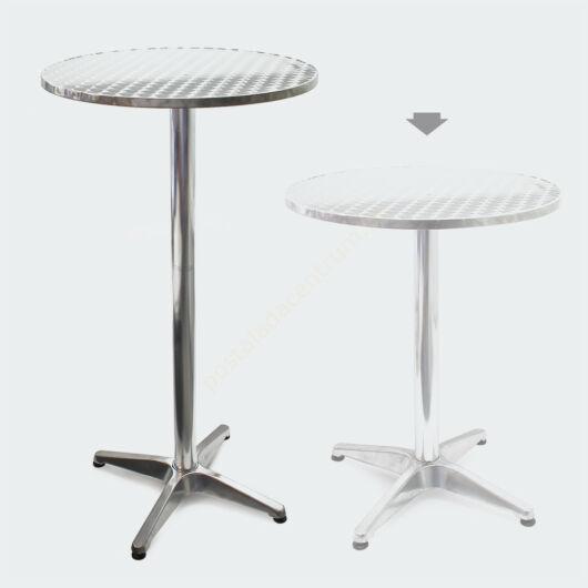 Állítható magasságú bar asztal - 70-110cm